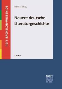 Cover Neuere deutsche Literaturgeschichte