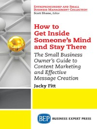 Cover How to Get Inside Someone's Mind and Stay There