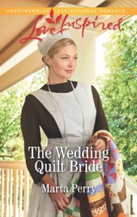 Cover Wedding Quilt Bride (Mills & Boon Love Inspired) (Brides of Lost Creek, Book 2)
