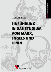 Cover Einführung in das Studium von Marx, Engels und Lenin