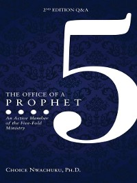 Cover The Office of a Prophet- With Q & A