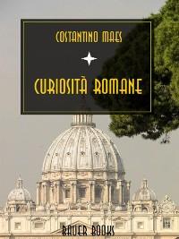 Cover Curiosità romane