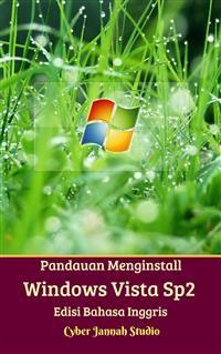 Cover Panduan Menginstall Windows Vista Sp2 Edisi Bahasa Inggris