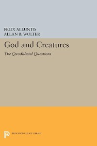 Cover God and Creatures