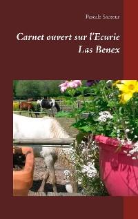 Cover Carnet ouvert sur l'Ecurie Las Benex