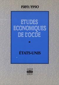Cover Etudes economiques de l'OCDE : Etats-Unis 1990