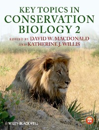 Cover Key Topics in Conservation Biology 2
