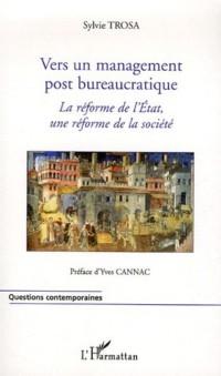Cover Vers un management post bureaucratique