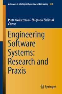 Cover Engineering Software Systems: Research and Praxis