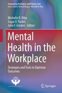 Cover Mental Health in the Workplace