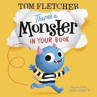 Cover There's a Monster in Your Book