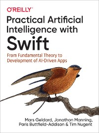Cover Practical Artificial Intelligence with Swift