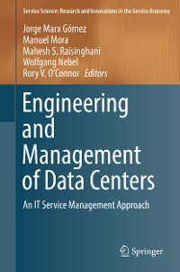 Cover Engineering and Management of Data Centers