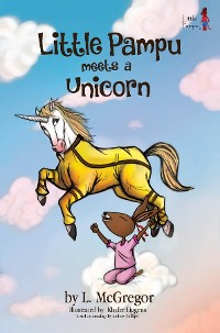 Cover Little Pampu Meets a Unicorn