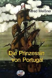 Cover Die Prinzessin von Portugal