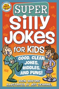 Cover Super Silly Jokes for Kids