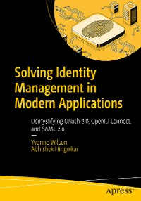 Cover Solving Identity Management in Modern Applications