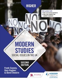 Cover Higher Modern Studies: Social Issues in the UK: Second Edition