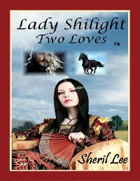 Cover Lady Shilight - Two Loves - YA