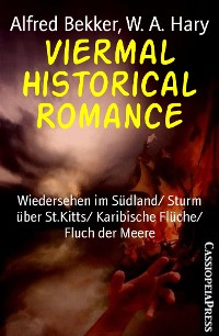 Cover Viermal Historical Romance
