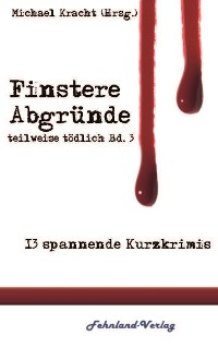 Cover Finstere Abgründe