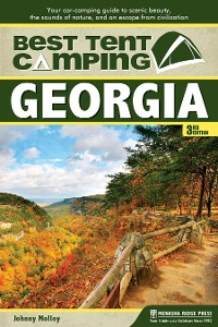 Cover Best Tent Camping: Georgia