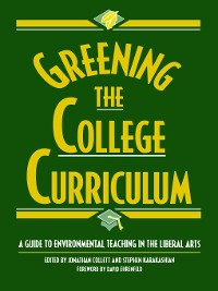 Cover Greening the College Curriculum