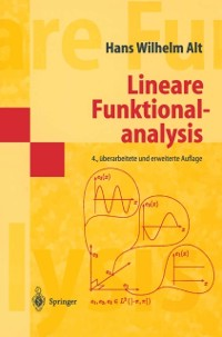 Cover Lineare Funktionalanalysis