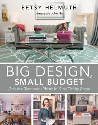 Cover Big Design, Small Budget