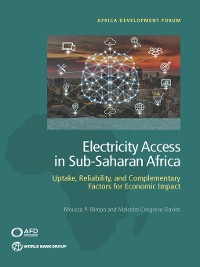 Cover Electricity Access in Sub-Saharan Africa