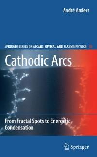 Cover Cathodic Arcs