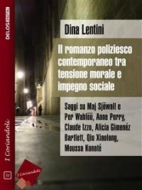Cover Il romanzo poliziesco contemporaneo tra tensione morale e impegno sociale