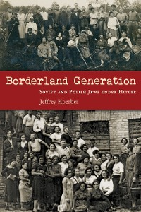 Cover Borderland Generation