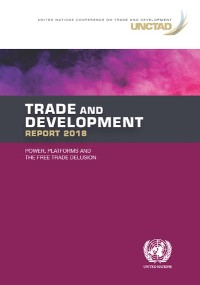 Cover Trade and Development Report 2018