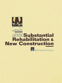 Cover Substantial Rehabilitation & New Construction