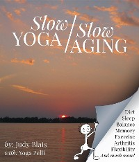Cover Slow YOGA/Slow AGING