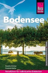 Cover Reise Know-How Reiseführer Bodensee