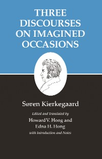 Cover Kierkegaard's Writings, X, Volume 10