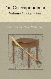 Cover The Correspondence of Henry D. Thoreau