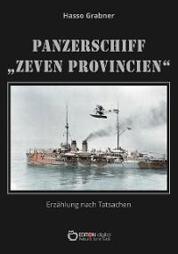 """Cover Panzerschiff """"Zeven Provincien"""""""