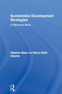 Cover Sustainable Development Strategies