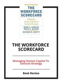 Cover The Workforce Scorecard