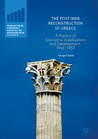 Cover The Post-War Reconstruction of Greece