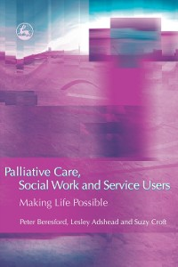 Cover Palliative Care, Social Work and Service Users