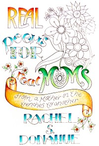 Cover Real Poems for Real Moms
