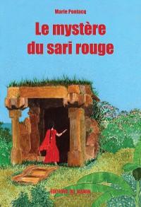 Cover Le mystère du sari rouge