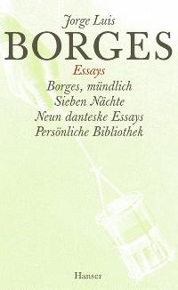 Cover Gesammelte Werke in zwölf Bänden.Band 4: Der Essays vierter Teil