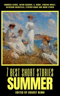 Cover 7 best short stories - Summer
