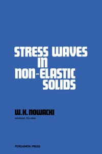 Cover Stress Waves in Non-Elastic Solids