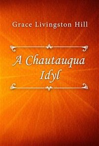 Cover A Chautauqua Idyl
